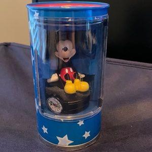 NWT RARE Disney's Mickey Mouse watch toy tin